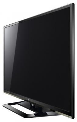 Телевизор LG 42LS570 - вид сбоку
