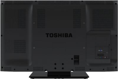Телевизор Toshiba 32AV933 - вид сзади