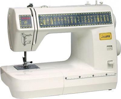 Швейная машина Toyota JS 021 - общий вид