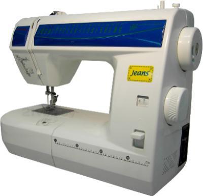 Швейная машина Toyota JS 121 - вид сбоку