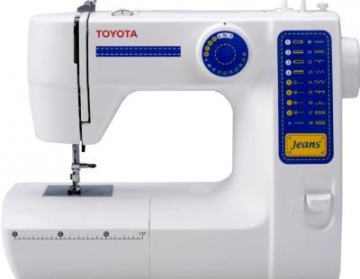 Швейная машина Toyota JFS 18 - общий вид