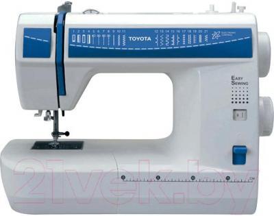 Швейная машина Toyota 21DES - общий вид