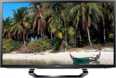 Телевизор LG 42LM620S - вид спереди