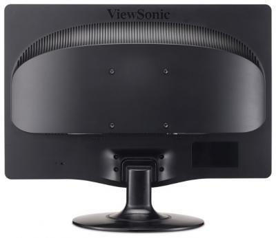 Монитор Viewsonic VA1931WA-LED - вид сзади