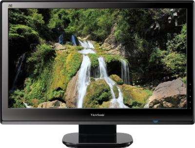 Монитор Viewsonic ViewSonic VX2753MH-LED - вид спереди