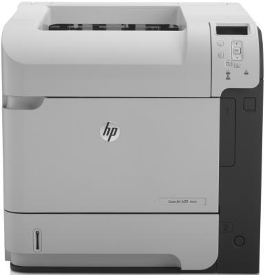 Принтер HP LaserJet Enterprise 600 M601n (CE989A) - общий вид