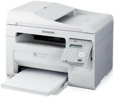 Мфу Samsung SCX-3405F - общий вид