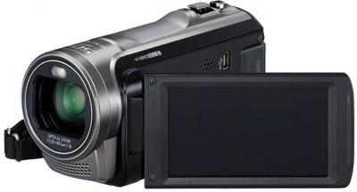 Видеокамера Panasonic HC-V500EE-K - с открытой крышкой