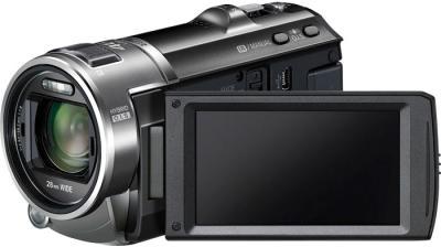 Видеокамера Panasonic HC-V700EE-K - дисплей