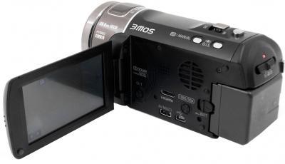 Видеокамера Panasonic HC-X800EE-K - дисплей