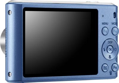 Компактный фотоаппарат Samsung ST66 (EC-ST66ZZBPURU) Blue - общий вид