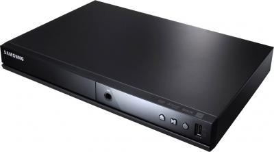 DVD-плеер Samsung DVD-E360K - общий вид