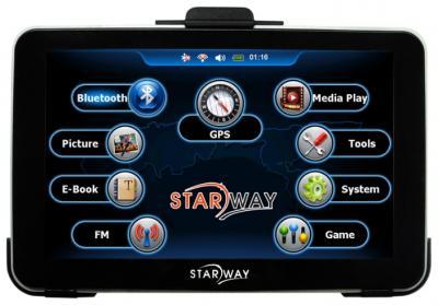 GPS навигатор Starway 500X (Навител лицензионный) - общий вид