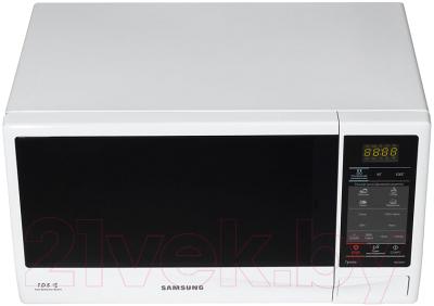 Микроволновая печь Samsung GE732KR - вид сверху