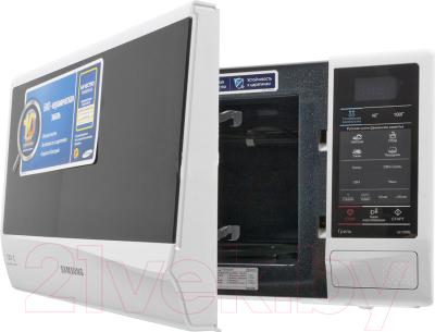 Микроволновая печь Samsung GE732KR - с открытой крышкой 2