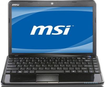 Ноутбук MSI U270-292XBY
