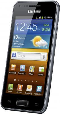 Смартфон Samsung i9070 Galaxy S Advance Black (GT-I9070 HKASER) - общий вид