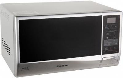 Микроволновка Samsung MW73M2KRSX/BWT - вид спереди