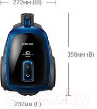 Пылесос Samsung SC4760 (VCC4760H33/XEV)