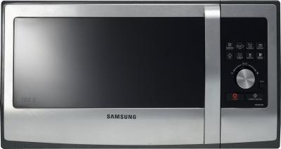 Микроволновая печь Samsung ME89APSR - фронтальный вид
