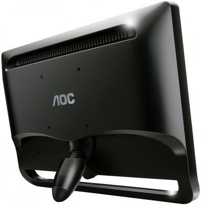 Монитор AOC F22+ - вид сзади
