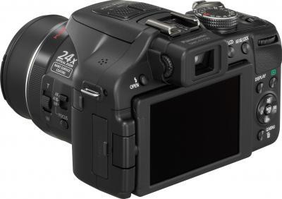 Компактный фотоаппарат Panasonic Lumix DMC-FZ150EE-K - общий вид