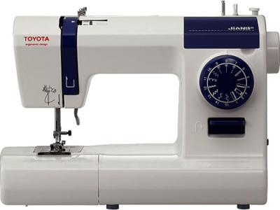 Швейная машина Toyota ECO15CJ - общий вид