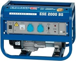 Бензиновый генератор Endress ESE 2000 BS - общий вид