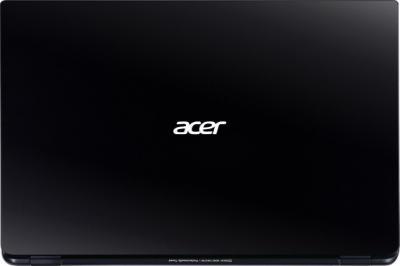 Ноутбук Acer Aspire Timeline Ultra M3-581TG-32364G52Mnkk (NX.RYKEU.010) - вид сверху закрытый