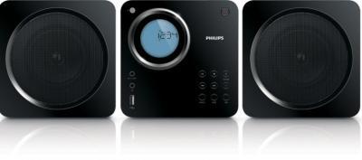Микросистема Philips MCM103B/12 - Общий вид