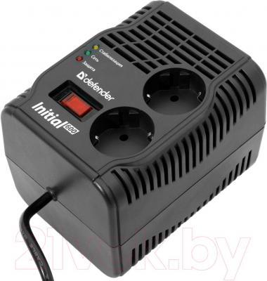 Стабилизатор напряжения Defender AVR Initial 600 / 99016