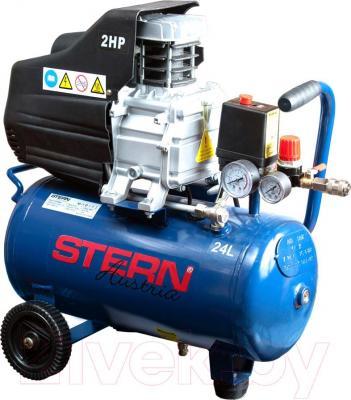 Воздушный компрессор Stern Austria CO-2025C - общий вид