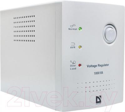 Стабилизатор напряжения Defender AVR Real 1000 / 99019