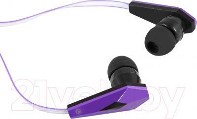 Наушники Defender Trendy-705 / 63705 (черно-фиолетовый)