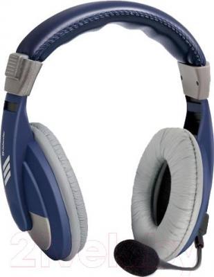 Наушники-гарнитура Defender Gryphon HN-750 / 63748 (синий)