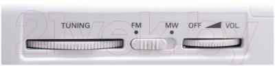 Радиоприемник Philips AE1530/00 - регулировки