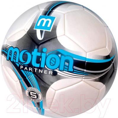 Футбольный мяч Motion Partner MP523 - общий вид (цвет товара уточняйте при заказе)