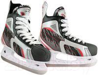 Коньки хоккейные Action PW-216DK (размер 39) -