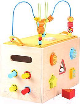 Развивающая игрушка Yunhe Muwanzi Интеллектуальный ящик SXR-108013