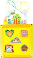 Развивающая игрушка Yunhe Muwanzi Куб YQ-8027 -