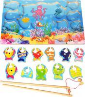 Развивающая игрушка Yunhe Muwanzi Рыбалка SUP-0075 -