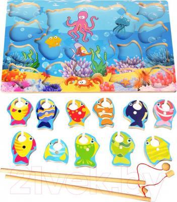 Развивающая игрушка Yunhe Muwanzi Рыбалка SUP-0075