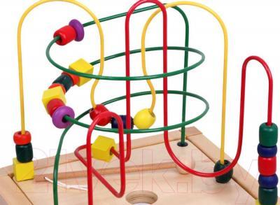 Развивающая игрушка Yunhe Muwanzi Куб CLED-9
