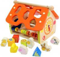 Развивающая игрушка Yunhe Muwanzi Дом HC-0302 -