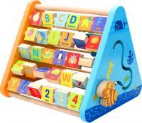 Развивающая игрушка Yunhe Muwanzi Веселая школа BGH-0008 -