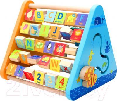 Развивающая игрушка Yunhe Muwanzi Веселая школа BGH-0008