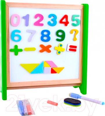 Развивающая игрушка Yunhe Muwanzi Счеты MLK-0626