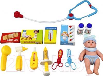 Кукла с аксессуарами UMU Маленький доктор BY-8330A