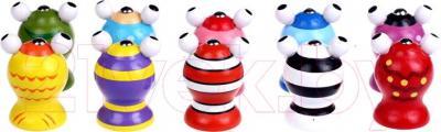 Развивающая игрушка Yunhe Muwanzi 3Д рыбалка WD-1128 - рыбки