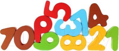 Развивающая игрушка Yunhe Muwanzi Арифметика WGH5824 - цифры
